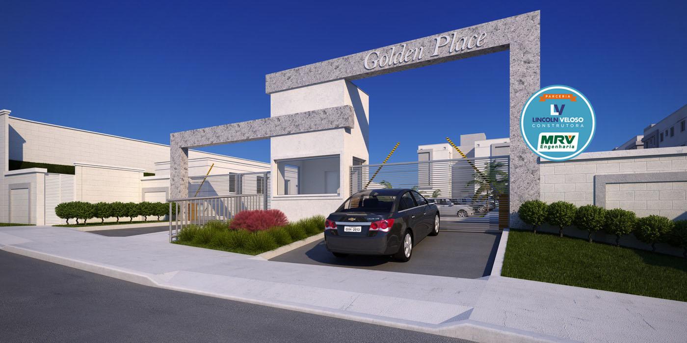 Golden Place - Apartamento barato em BH pelo programa Minha Casa Minha Vida. Imóveis no Planalto, Betânia, Engenho Nogueira, Sete Lagoas, Uberlândia. Imóvel Belo Horizonte